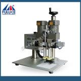Fabricantes de la máquina de la botella que capsulan automática superventas