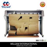 Высокая точность широкий формат чертеж плоттер Vct-1350одеждой GC