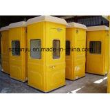 Sitio de acero del tocador de la casa prefabricada para la casa móvil de la venta