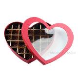 De met de hand gemaakte Verpakkende Doos van de Gift van de Chocolade van het Karton