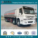 Sinotruk HOWO 석유 탱크 트럭 12 짐수레꾼 연료 수송 트럭