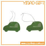 Изготовленный на заказ Freshener воздуха бумаги логоса печатание для автомобиля (YB-AF-06)