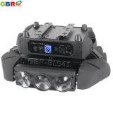 Gbr-Bl941 9X10W RGBW LED DJ Kaos 광속 이동하는 맨 위 빛