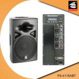 15 Zoll PROaktiver Plastiklautsprecher PS-4115abt USB-200W Ableiter-FM Bluetooth