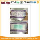 最も安い価格のBebetoosの赤ん坊の製品のおむつの使い捨て可能な赤ん坊のおむつ