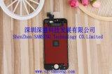 Telefone móvel LCD de tela de toque do indicador do LCD para Apple iPhone5g