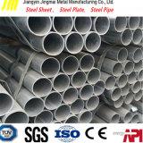Tubo de acero circular/tubo soldado/tubo hueco de la sección