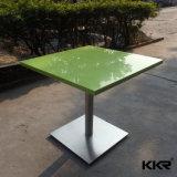 Japanische Art-Quadrat-fester OberflächenLuxuxspeisetisch