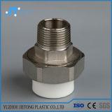 白い灰色の配管の付属品160mm PPRの管