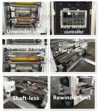 2018 película de plástico de alta calidad papel de aluminio máquina de impresión huecograbado