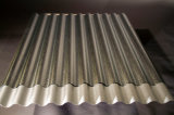 鋼鉄Glalvanizedによって波形を付けられる台形金属板の屋根ふきシート機械を着色しなさい
