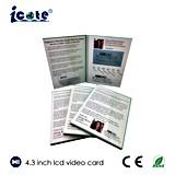 Die neue Entwurfs-Gruß-Karten-videobaugruppe/Buiness die Videokarte/Brithday die Videokarte