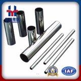 Pipe Polished d'acier inoxydable pour la décoration et la construction
