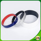 Populäres Silikon-Gummi-Handband für Sport