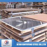 Hoja de acero inoxidable de ASTM A240 304-2b