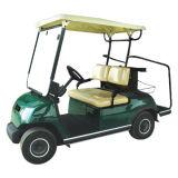 Una piccola automobile elettrica delle 2 sedi