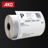 """Escrituras de la etiqueta 4XL de """" X 6 """" de Dymo 1744907 compatibles - 4 para el papel termal de las escrituras de la etiqueta de envío de la UPS"""