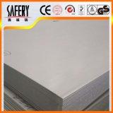 Feuille d'acier inoxydable de la catégorie comestible 304 de Tisco avec le film de PVC