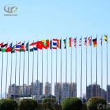 Флаг Поляк верхнего качества магнитный и сплющенный нержавеющей сталью флаг Поляк