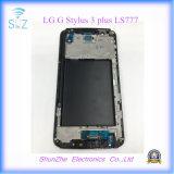 Affichage à cristaux liquides sec mobile d'écran tactile de téléphone cellulaire pour l'aiguille 3 Ls777 positif de l'atterrisseur G