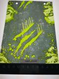Film imprimable d'impression de transfert de l'eau de crâne hydrographique de film de largeur de la vente en gros 50cm de Tcs pour le No. de véhicule : S007jx144b