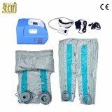 Mejor 24 bolsas de aire El aire el drenaje linfático Presoterapia Presoterapia drenaje linfático de infrarrojos /Máquina