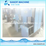 Halb automatische Mineralwasser-Flaschen-durchbrennenformenmaschinerie