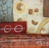 Resumen La mano de lienzo Pintura - Arte de pared