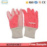 Rode Dames die de Handschoen van de Tuin werken (jmc-363F)