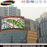 Faible consommation électrique P8 LED Conseil de la publicité de plein air