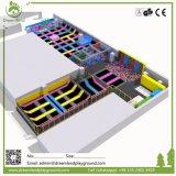 De nieuwste Ontwerpen van het Park van de Trampoline voor Verschillende Plaats