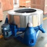500kg産業洗濯の使用ハイドロ水抽出器(SS)への10kg