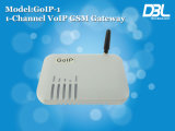 DBL 1/4/8ポートGSM VoIPのゲートウェイ(GoIP-8)