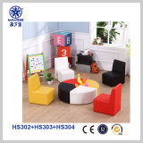 Jogos secionais da tabela do sofá do centro da cadeira do sofá das crianças das peças do sofá