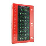 1 système de régulation conventionnel de panneau de signal d'incendie de zone de la boucle 28