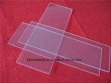Fornitore libero termoresistente della lastra di vetro del quarzo di figura quadrata