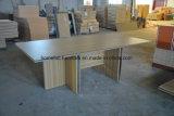 목제 사무실 책상 회의 테이블 마분지 회의장