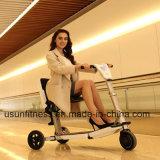 Equilibrio auto 350W a 500W Hub triciclo eléctrico del motor de scooter eléctrico de 3 ruedas