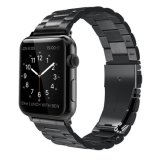 Abwechslung Hoco Edelstahl-Armband-Brücke für Apple-Uhr-Stahlmetallbänder