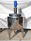 La capacidad grande de la fuente total y el reactor inferior del esquileo de Nosize, la calefacción de vapor y la calefacción eléctrica se pueden cambiar, reactor de la eficacia alta