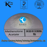Acetato grezzo anabolico 434-05-9 di Primobolan Methenolone della polvere degli steroidi