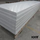 12мм белого цвета Corian акриловый камень твердой поверхности полимера Corian