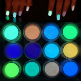 Phosphor Glow Pigment in The Dark Luminous Powder