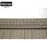 Hairise Brown modularer Riemen der Farben-Har7120 mit dem 50.8mm Abstand