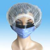 Nonwoven маска избавления 3ply, зубоврачебный лицевой щиток гермошлема, маска стационара Diposable