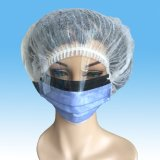 Masque non-tissé de la disposition 3ply, masque protecteur dentaire, masque d'hôpital de Diposable