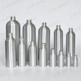 Botellas de aluminio impresas aduana para el empaquetado cosmético