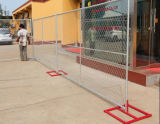 6 ' comitato provvisorio provvisorio galvanizzato della rete fissa del comitato Fencing/USA di collegamento di x12'chain