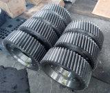 중국 제조 금속 강철 위조 박차 기어