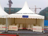 8X8m 돔 Pagoda 천막이 옥외 PVC 화포에 의하여 갑자기 나타난다
